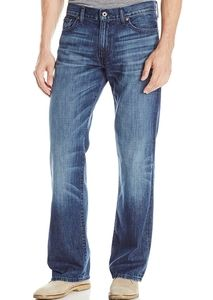 Lucky Brand original straight 221 jeans 36X30